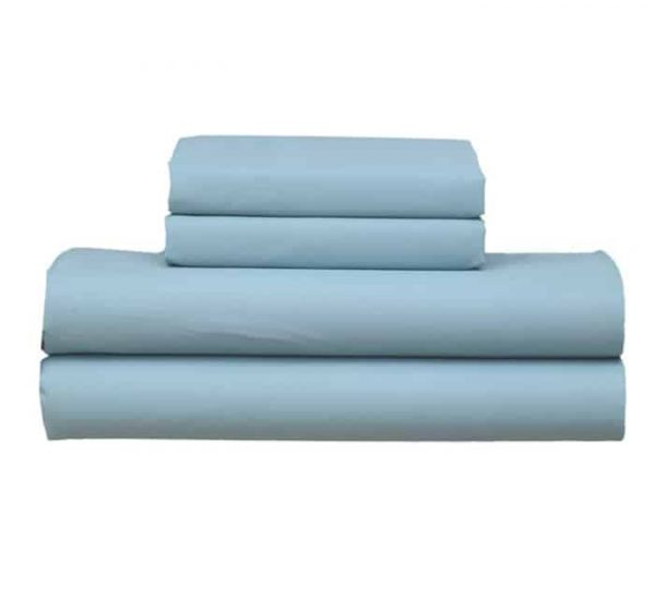 SAIGE FITTED SHEET PILLOW CASE