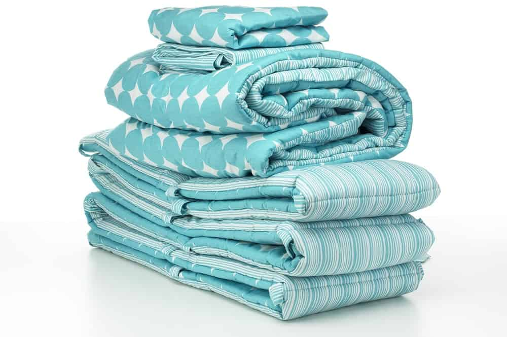 bed sheets drying care