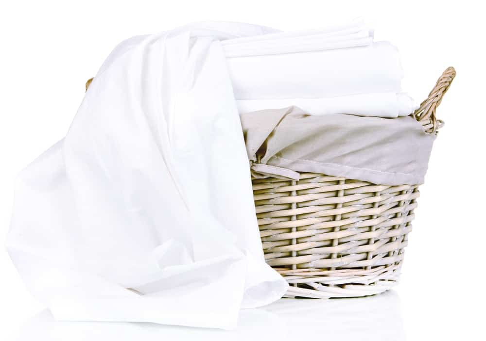 bed sheets washing care